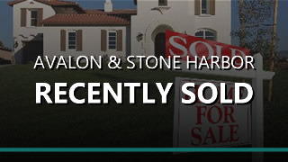 Avalon and Stone Harbor Recently Sold